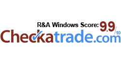 R & A Windows reviews on the Check-A-Trade website