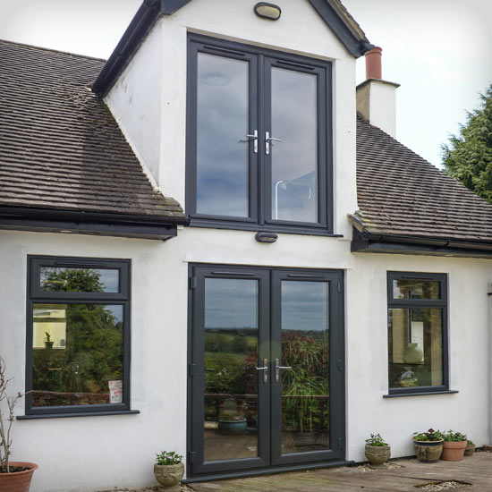 French Doors Installers: High Security, *A-Rated, PVCu