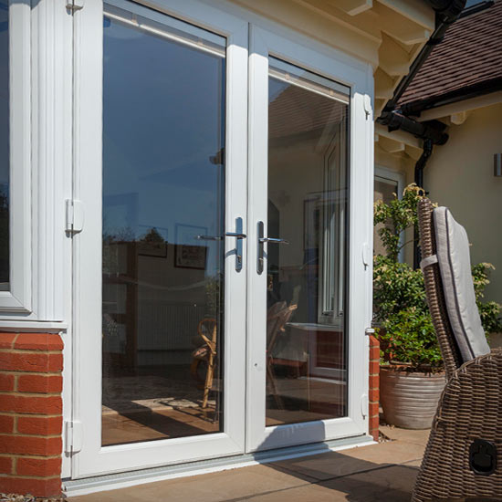 sale retailer 0ce1d ab183 French Doors Installers: High Security, *A-Rated, PVCu