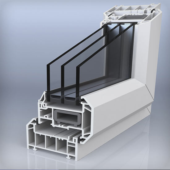 Triple Glazing Window Installations High Performance